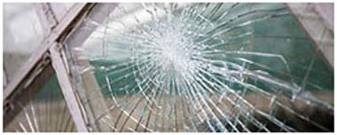Stanwell Smashed Glass